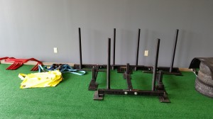 Viking Performance Training - carpet sleds