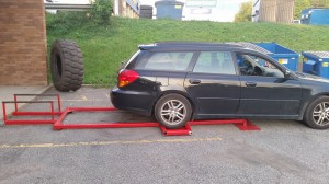 Car Deadlift