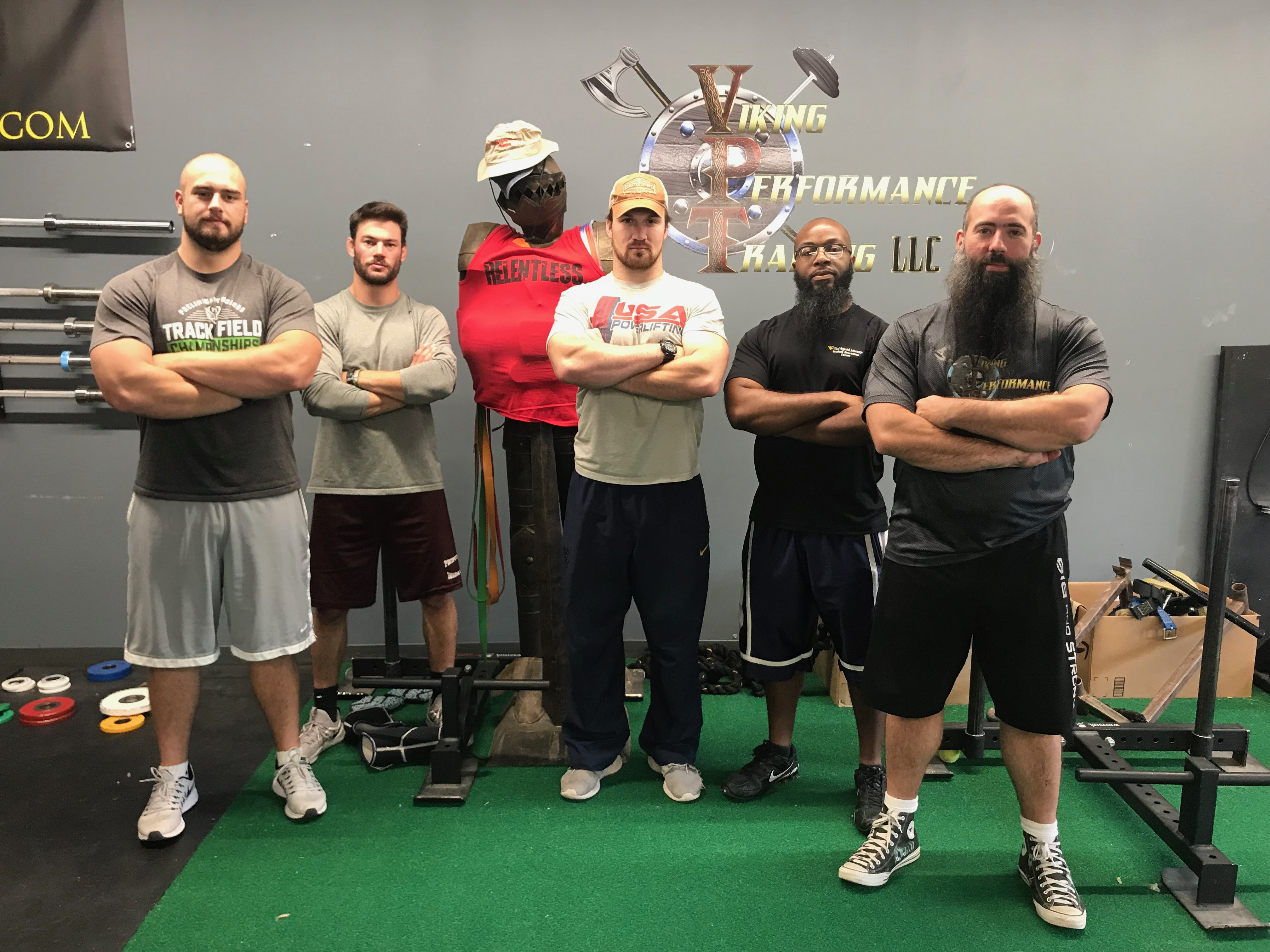 Coaches & Trainers – Viking Performance Training