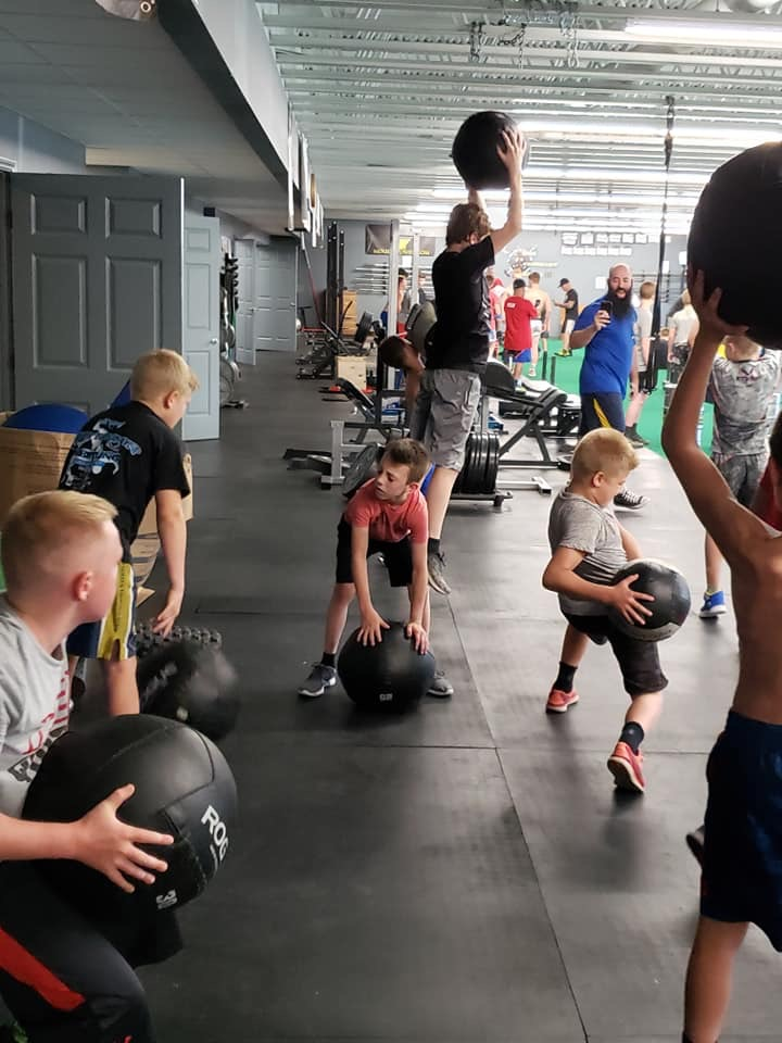 Team Strength and Conditioning – Viking Performance Training